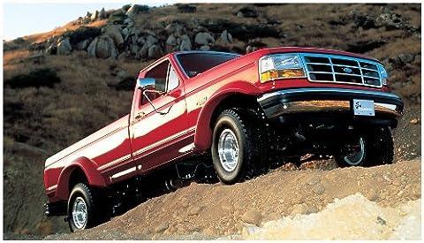 Bushwacker Ford Extend-A-Fender Flare Set of 4 by Bushwacker