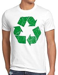 style3 Recycle T-Shirt Homme leonard sheldon