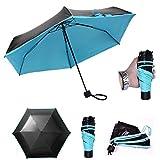 Tragbare Falten Kapsel Mini Regenschirm Anti-Uv Frauen Sonnig Und Regnerisch Schirme Outdoor-Reisen Winddicht Sonnenschirm