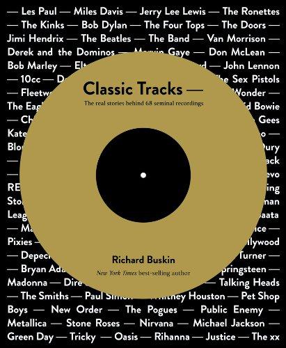 Classic tracks livre sur la musique
