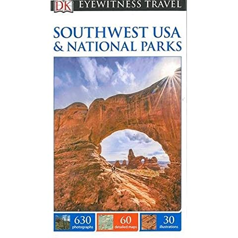 DK Eyewitness Travel Guide: Southwest USA &
