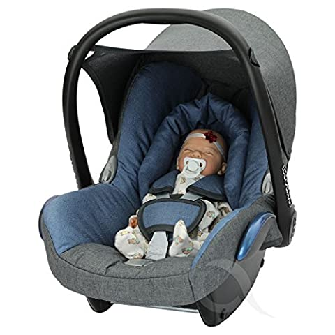 Replacement Seat Cover fits Maxi Cosi CabrioFix 0+ modern -
