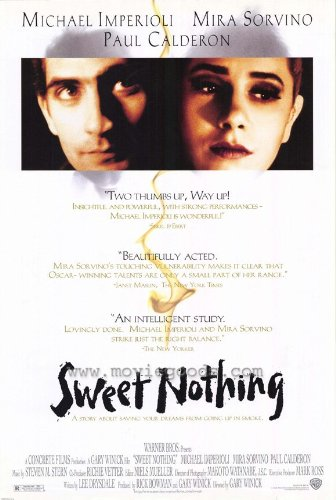 Sweet Nothing Plakat Movie Poster (11 x 17 Inches - 28cm x 44cm) (1996) B