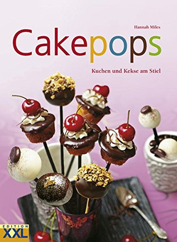 Cakepops: Kuchen und Kekse am Stiel - Bild 1