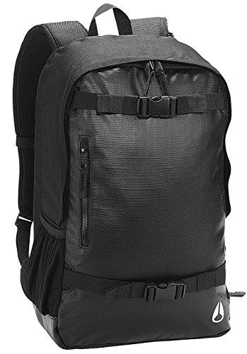 nixon-smith-skate-pack-ii-rucksack-black-black-size150-x-300-x-480-cm-21-liter