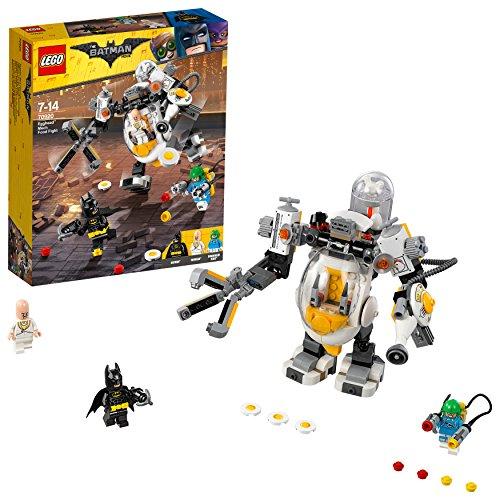 LEGO The Batman Movie 70920 - Egghead bei der Roboter-Essenschlacht, Spielzeug