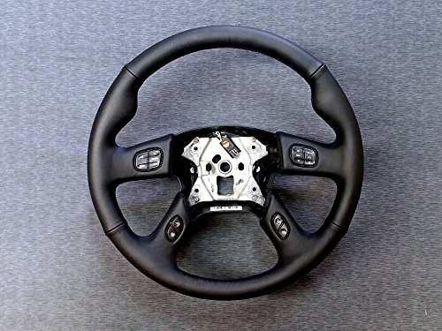 gmc-envoy-2002-09-steering-wheel-cover-by-redlinegoods