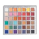 Pannow Palette Ombretti, 42 colori Matte Shimmer Trucco Tavolozza per Trucco Occhi Makeup Eyeshadow Kit