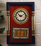 Unravel India Warli Painted & Dhokra Cra...