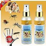 Multi-Repellent - SET Stechmücken + Zecken - Anflugstopp Kriebelmücken und Multi-Repellent Moskito...