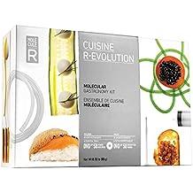 Molecule-R Cuisine R-Evolution Molekularküche Basisset, Als Komplettset Für Einsteiger - Die Kreative Küche