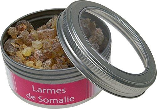Boite 100 Grs : Larmes Somalie