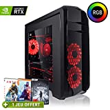 Megaport PC Gamer - AMD FX-8300 8x4.20 GHz Turbo • GeForce RTX2060 6Go • 16Go...