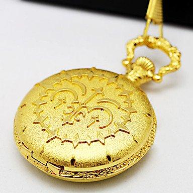 Preisvergleich Produktbild Pandora Hearts-B-rabbit Alice Goldene Taschenuhr
