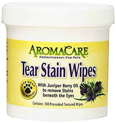 Aromacare Tear Stain Remover Wipes