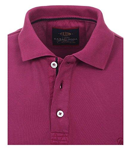 CASAMODA Herren Poloshirt 952137100 Violett (pflaume 973)