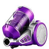 Staubsauger Hause high Power Handheld Mini stumm leistungsstarke Kleine (Farbe : Purple)