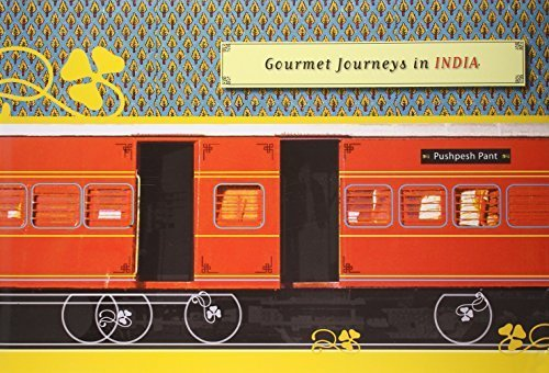 Gourmet Journeys in India by Pushpesh Pant (2011-09-14)