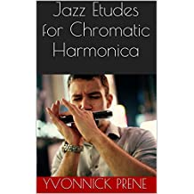Jazz Etudes for Chromatic Harmonica: + Audio Examples (English Edition)