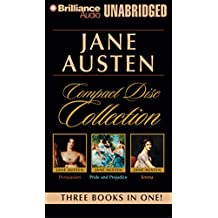 Jane Austen Compact Disc Collection: Persuasion/Pride and Prejudice/Emma