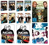 Navy CIS / NCIS: Los Angeles - komplette Season 1-7 (1.1 - 5.2 + 6 + 7) im Set - Deutsche Originalware [42 DVDs]