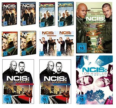 Seasons 1-7 (42 DVDs)