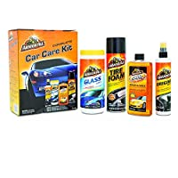 (Car Care Kit 4PCs/Pk Complete  (Armor All