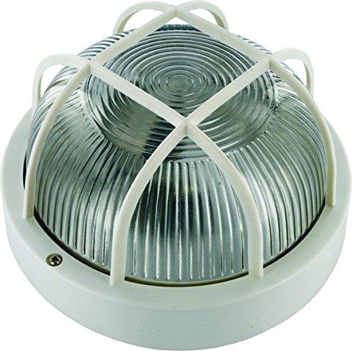 elro-be100w-lampara-de-sotano-60-w-color-blanco