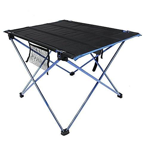 Table Multi Jeux 5 En 1 - Mobile de pique-nique de pique-nique Outdoor Table