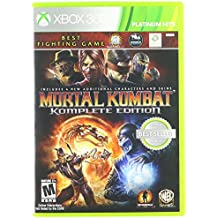 WARNER HOME VIDEO - GAMES 1000276113 Mortal Kombat Komplete Edition XBOX 360