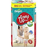 PAMPERS Couches-culottes Easy Up Taille 5 junior (12-18 kg) - Format économique 1 x 50 couches 81143190