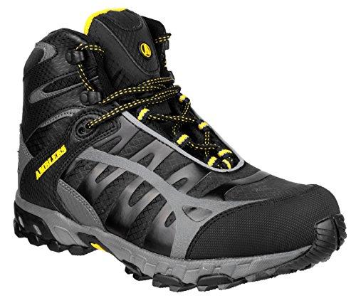 Amblers sicurezza FS36Elegante Soft Shell da trekking, da uomo, con lacci scarpe N/A