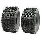 2 - Neumáticos Slasher quad, 20x10.00-9 Wanda Neumáticos de regata P336 20 10.00 9