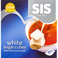 Sis White Sugar Cubes - 454 gm