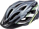 Alpina Seheos L.e. Casque de vélo M/L darksilver/Black/Neon