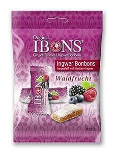 IBONS Kaubonbons 92 g (Ingwer-Waldfrucht)