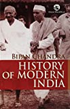 History of Modern India is one of the famous books of Bipin Chandra. This book was published by Orient Blackswan in 2009. This book is a journey mapping the path of colonial India in from the eighteenth century to the twentieth century. It traces th...
