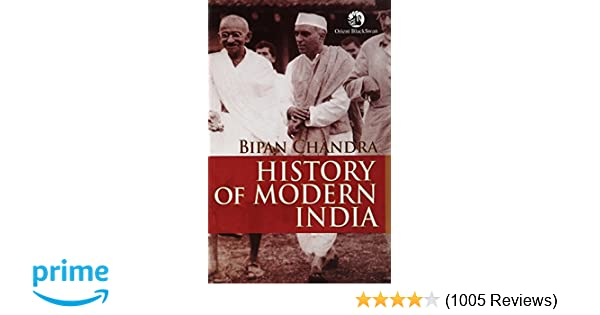 Buy History of Modern India Book Online at Low Prices in India