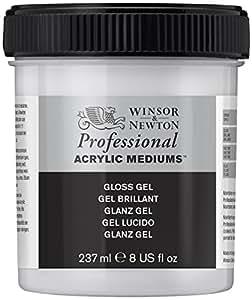 Winsor & Newton 237ml Medium Acrylic Gloss Gel