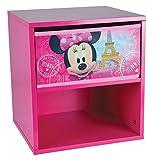Unbekannt Fun House Disney Minnie Nachttisch für Kinder