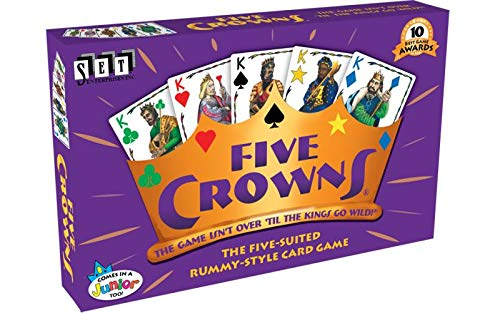 [UK-Import]Five Crowns Card Game