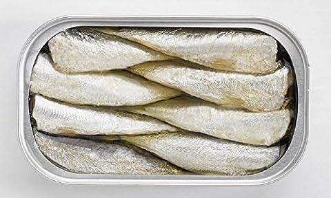 Petit Sardines à l'Huile d'Olive Écologique