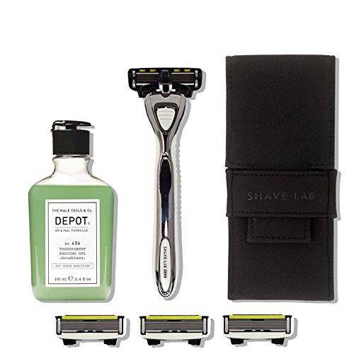 shave-lab-set-per-la-rasatura-in-confezione-regalo-mr-handsome-set-con-rasoio-da-uomo-zero-in-bianco