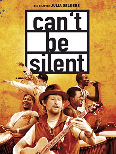 Can't Be Silent Cover