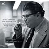 Feldman, Morton: Intersection; Nature Pieces; Extensions; Intermissions; Music For Jackson Pollock; Others