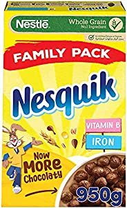 Nesquik Cereal Chocolate Flavour, 950g