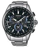 SEIKO Astron SSE101J1 Man Argent Titane Chronographe