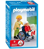 Playmobil 4407 Child with Wheelchair