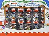 kinder Schokolade Geschenkpackung gefüllte Figuren Weihnachten, 3er Pack (3 x 153 g)