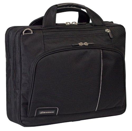Brenthaven Laptop-taschen (Brenthaven II XF-SC Prostyle Notebooktasche für bis zu 39,6cm (15,6Zoll) große Notebooks, mit Schulterriemen)